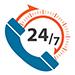 WOAR Crisis Services 24-7 Help