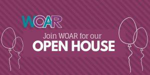 WOAR Open House 2017