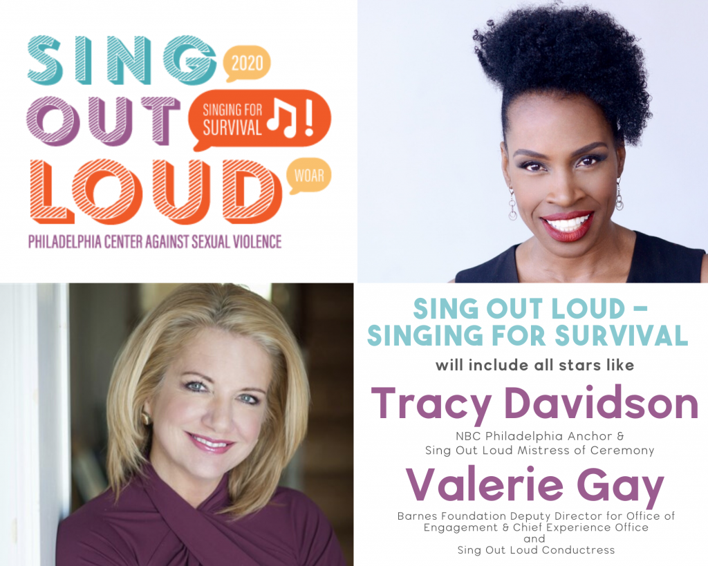 2020 Sing Out Loud Hosts