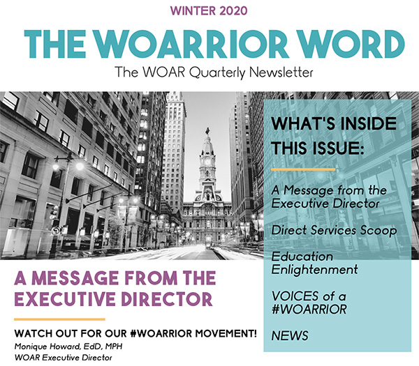 Winter 2020 WOAR Newsletter