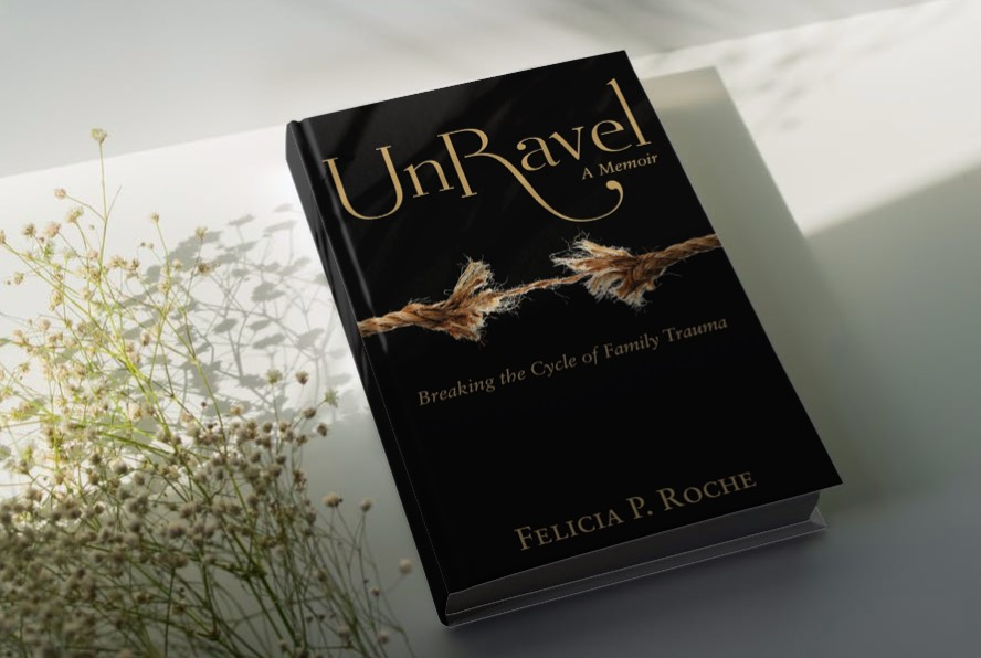 UnRavel - A Memoir book cover